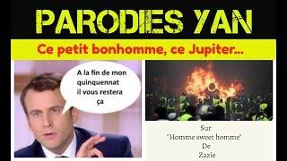 """Ce petit bonhomme, ce """"Jupiter"""" - Sur """"Homme sweet homme"""" de Zazie"""