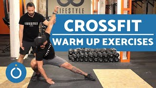 Crossfit WARM UP Exercises - CROSSFIT 2018