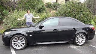 E60 BMW M5 - это лучшая машина, которой вы никогда не должны владеть