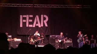 Original FEAR - Camarillo -  Foreign Policy  - Fresh Flesh @ Musink 2018