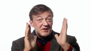 Big Think Interview With Stephen Fry