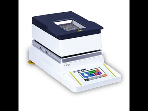 Moisture Balance Analyzer