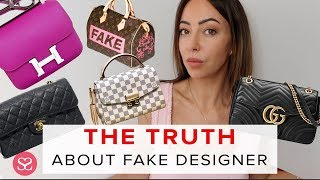 BUYING FAKES: The Dark Truth  | Sophie Shohet