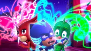 PJ Masks Full Episodes Season 2 🌟 PJ Power Up/Mystery Mountain 🌟Superhero Cartoons for Kids