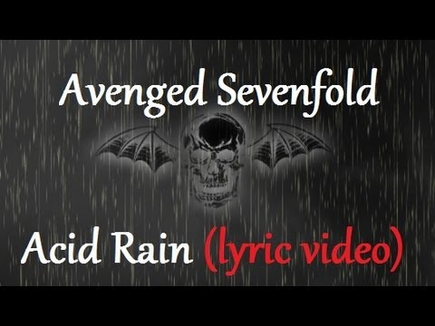 Avenged Sevenfold – Acid Rain (Lyric Video) [HQ]