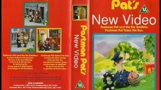 Postman Pat's New Video [VHS] (1991)