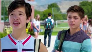 andi mack i wanna hold your wristband watch
