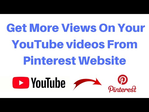 youtube channel videos from pinterest website