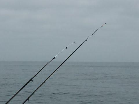 La pesca su una picca nella repubblica di Komi