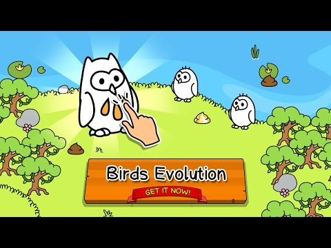 Vídeo do Birds Evolution - Clicker Game