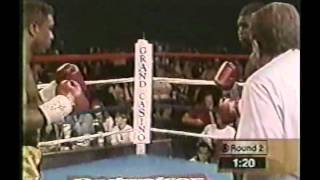 James Toney vs Steve Little Part 1