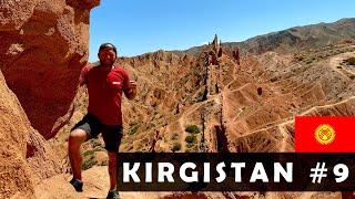 KIRGISTAN 🇰🇬 Piękny kanion, nieudana impreza i KONIEC Kirgistanu! #9