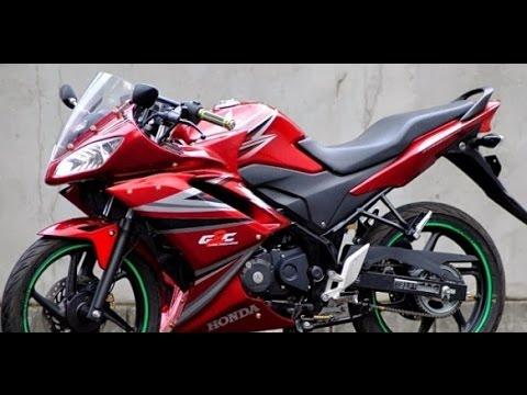 Video Motor Trend Modifikasi | Video Modifikasi Motor Honda CB150R Street Fire Full Fairing Terbaru