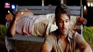 Prakash Raj & Allu Arjun The Best Emotional Scene | Telugu Movies | Mana Cinemalu