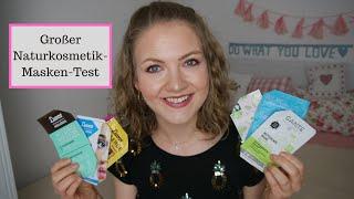 Großer Naturkosmetik-Masken-Test // Drei Wochen jeden Tag eine Drogerie-Maske! // annanas beauty