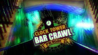 Clock Tower Bar Crawl, Prague