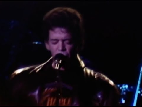 Lou Reed - Satellite Of Love - 7/16/1986 - Ritz (Official)
