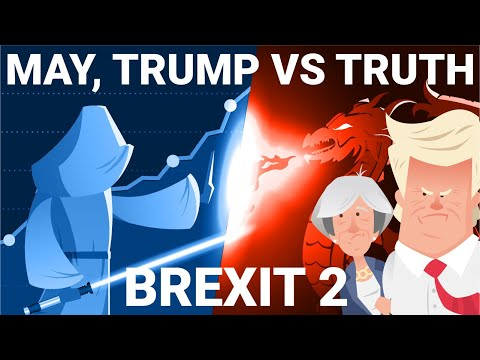 Theresa May a Donald Trump vs. pravda