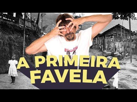 A história da primeira favela no Brasil