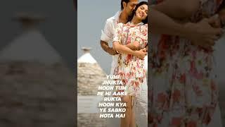 Sajde Me Yuhi Jhukta Hu  Tumpe Hi Aake Rukta Hu    Love Whatsapp Status