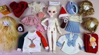 ★구체관절인형 스윗앤돌 인아[USD]개봉후기★Ball Jointed Doll Sweet N Doll In-a Unboxing/BJD유딩이