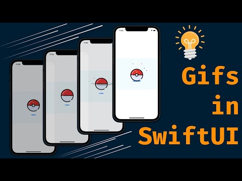 This is what you need to display a gif in SwiftUI 💡! thumbnail