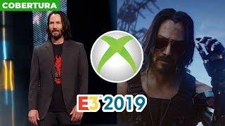 Project Scarlett, Keanu Reeves, Gears 5  y más de Xbox en E3 2019