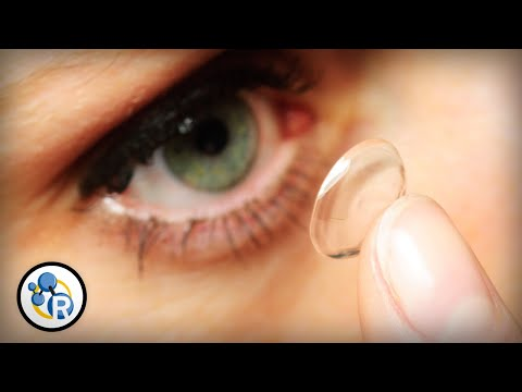 Why You Should Never Wash Or Store Your Contact Lenses With Water