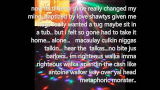 J,Cam Feeling Good How R U (Lyrics On Screen)
