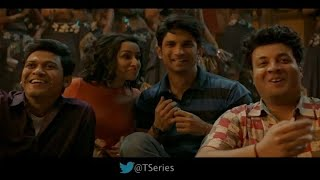 Fikar Not Video Song - Shraddha Kapoor , Sushant | Chhichhore  - Fikar Not