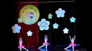 Bé tập múa ballet cơ bản cùng bài hát Little Love