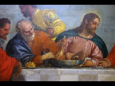 Paolo Veronese. Feast in the House of Levi (video) | Khan ...