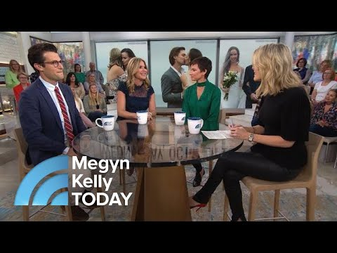 Jenna Bush Hager Describes Sister Barbara's Intimate Wedding | Megyn Kelly TODAY