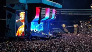Ed Sheeran   Thinking Out Loud (Wembley 17.06.2018)