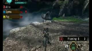【MHP3】- Range Playthrough - Episode 2 - Elder Quests part 2