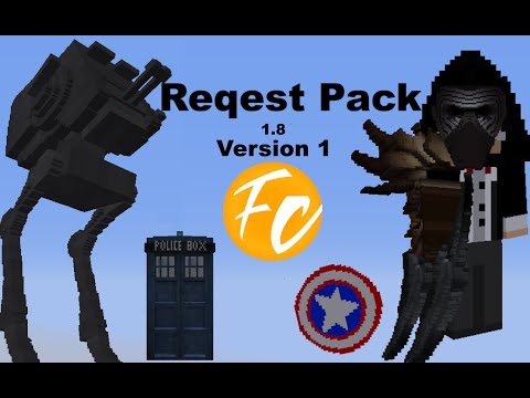 how to make 3d models for minecraft resource packs