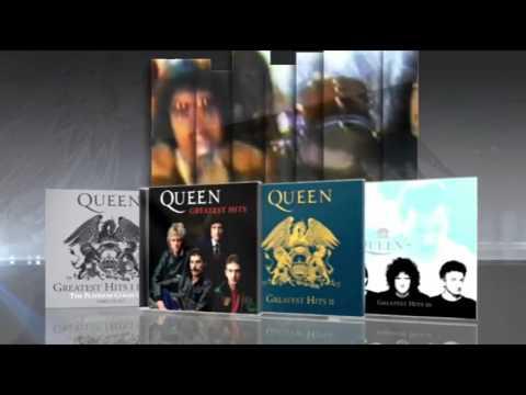 Queen-The Platinum Collection TV Spot en Frances   720pᴴᴰ   60fps   Widescreen
