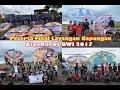 Peserta Final Layangan Gapangan Alas Purwo BWI 2017 Ingin juara 1 Semua