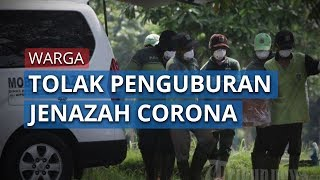 Video Penolakan Jenazah Mantan Anggota DPRD Sulawesi Selatan