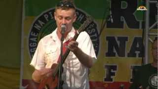 "HABAKUK "" Niesforni Jesteśmy"" Live @ Reggae na Piaskach 2012"