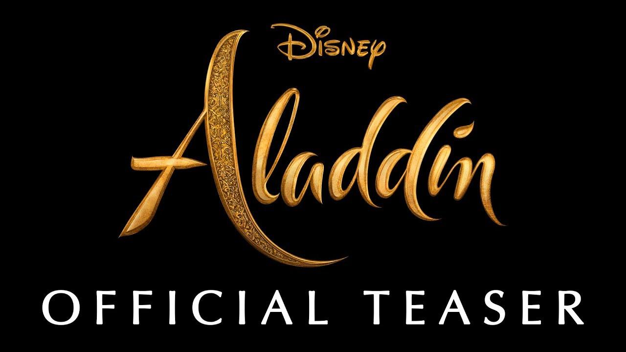 Trailer för Aladdin