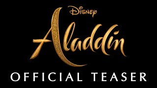 Aladdin - Official Teaser