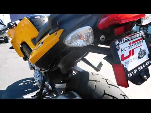 2007 BMW F 800 S in Chula Vista, California - Video 1