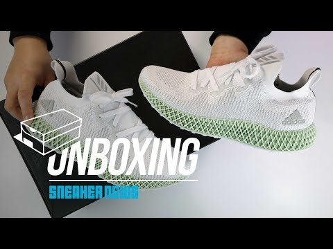 adidas AlphaEdge 4D Futurecraft Unboxing + Review [Cheapest 4D Sneaker]