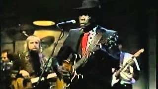 John Lee Hooker and Robert Cray - Baby Lee