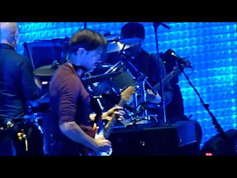 Radiohead Meeting In The Aisle live HD @ Bercy Paris 11 octobre 2012