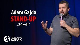 """Adam Gajda stand-up - """"Żółwik"""""""