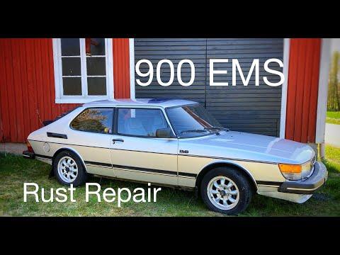 900 EMS Rust Repair