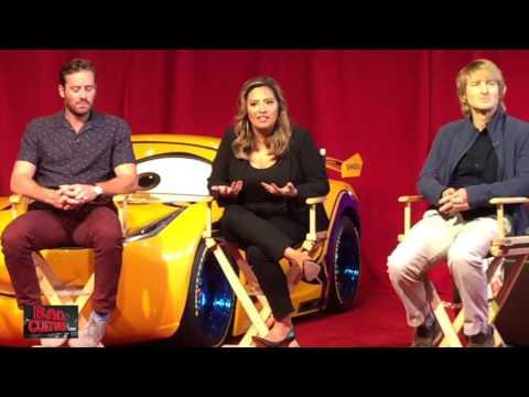 Cars 3 Stars Kerry Washington & Cristela Alonzo On Film's Women Empowerment Message