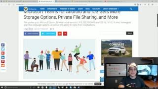 #Skype4BRecap - July-07-2017 - PSTN Calling Updates, Teams Mobile Clients, Yammer Integration